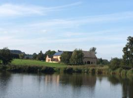 Gite des étangs à Montzen, hotel near Henri Chapelle Golf, Plombières
