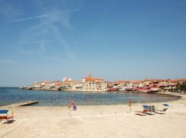 Downtown beach apartments, luxury hotel in Umag