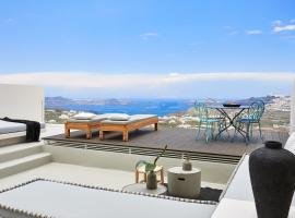 White & Co. La Torre Suites, ξενοδοχείο κοντά σε Αrt Space Σαντορίνη, Πύργος