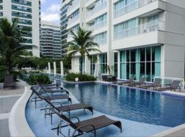 Suite Verano Stay, serviced apartment in Rio de Janeiro
