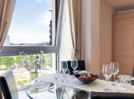 Stylish Garden View Apartment, spa hotel in Edinburgh
