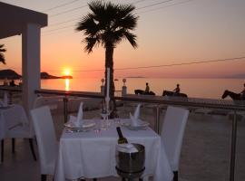 Sidari Beach Hotel, hotel v destinaci Sidari