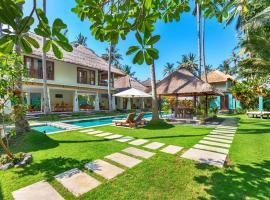 Villa Gils, hotel in Candidasa