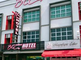 BG Business Hotel, hotel in Bukit Mertajam