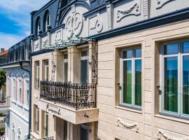Boutique Hotel Promenade, отель в Бургасе