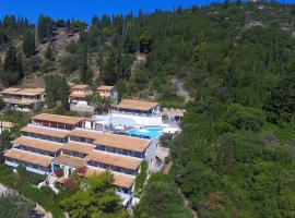Odyssey Hotel, hôtel à Agios Nikitas