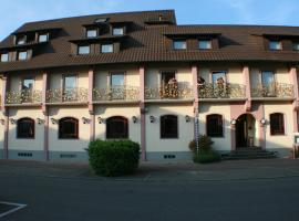 Hotel Rebstock, hotel in Rust
