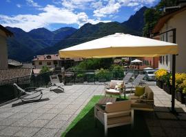 Casa Luca e Cristina, Hotel in Mezzolago
