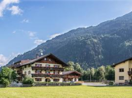Ferienhof Stadlpoint, golf hotel in Ried im Zillertal