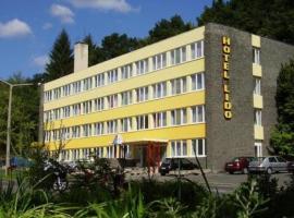 Hotel Lido, hotel Miskolctapolcán