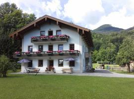 Ferienwohnungen am Märchenpark, apartment in Marquartstein