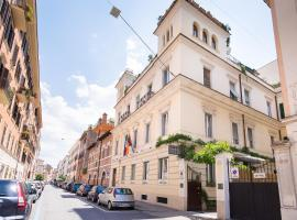 Hotel Celio, hotel en Coliseo, Roma
