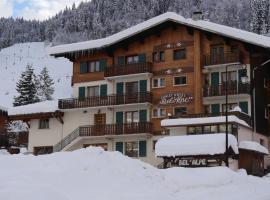 Bel'alpe、モルジヌのホテル