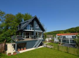 Modern Holiday Home in Slenaken with Barbecue, hotel in Slenaken