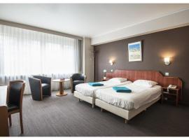 Hotel Ter Streep, hotel near Ostend - Bruges International Airport - OST,