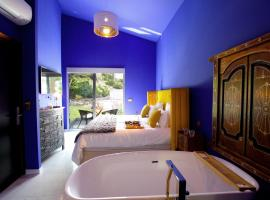 Hotel Minera, hôtel à Monticello près de: Phare de la Pietra