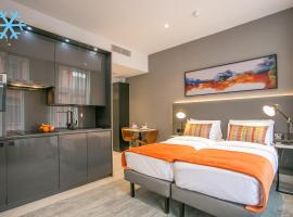 Grafton Street Studios by City Break Apartments, apartment in Dublin