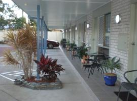 Twin Towns Motel, hotel near Fingal Head Lighthouse, Tweed Heads