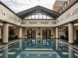 Charleston Place, A Belmond Hotel, Charleston, boutique hotel in Charleston