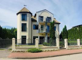Willa Karolinka – hotel w pobliżu miejsca Łeba Park w Łebie
