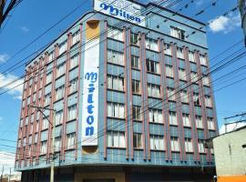 Hotel Milton, hotel en La Paz