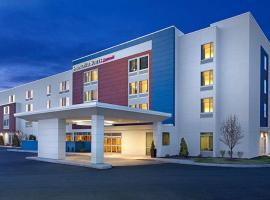 SpringHill Suites by Marriott Chattanooga South/Ringgold, Hotel in Ringgold