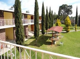 Posada Dos Hermanos, hotel en Huasca de Ocampo