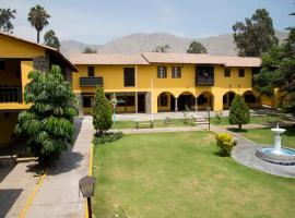 Decameron El Pueblo, hotel near National Museum of Peruvian Culture, Lima