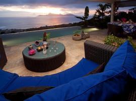 Magnifique Villa Vue Mer exceptionnelle, hotel perto de Museum of Tahiti, Punaauia