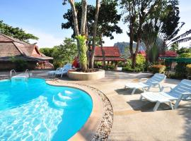 Railay Viewpoint Resort, hotel in Railay Beach