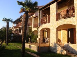 Apartments Siga, pet-friendly hotel in Medulin