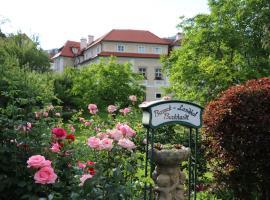Barock-Landhof Burkhardt, hotel in Spitz