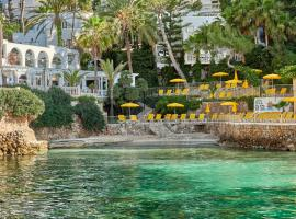 Hotel Bon Sol Resort & Spa – hotel w pobliżu miejsca Plaża Cala Major w mieście Illetas