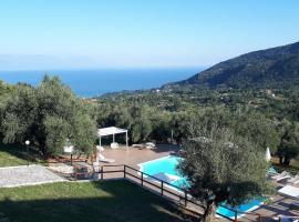 Tenuta Terre di Bosco, hotell i San Giovanni a Piro