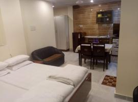 Service Apartments, Park Street, Calcutta, self catering accommodation in Kolkata