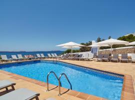 Sol Bahía Ibiza Suites, hotel near Cala Salada Beach, San Antonio