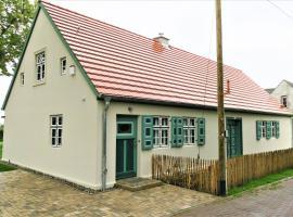 Alte Post, Liepe, vacation home in Rankwitz