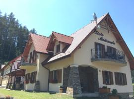 Zlote Modrzewie, self catering accommodation in Duszniki Zdrój