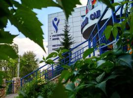 Александровский сад, отель в Нижнем Новгороде
