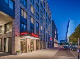 Hampton By Hilton Frankfurt City Centre East, hotel in Frankfurt/Main