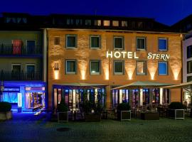 Centro Hotel Stern, hotel in Ulm