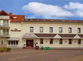 Hotel am Rosenbad, hotel in Fulda