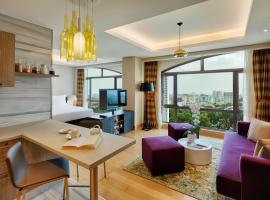 Sherwood Suites, apartment in Ho Chi Minh City