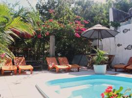 Hostel Jeri Central, hotel with pools in Jericoacoara
