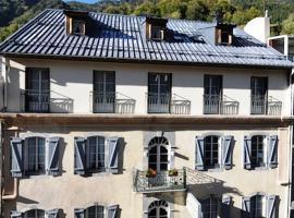 Hôtel La Montagne Fleurie, hôtel à Barèges
