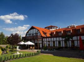 Hotel Karolinka – hotel w pobliżu miejsca PKP Opole Główne w mieście Gogolin