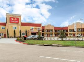 Econo Lodge Inn & Suites Houston Willowbrook, отель в Хьюстоне