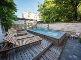 Le Champ des Oiseaux & Spa, hotel in Troyes