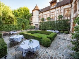 Hôtel la Maison de Rhodes & Spa, hotel in Troyes