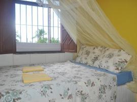 """Sitiopousada. """" Os Tres """", hotel near Guarajuba Beach, Camaçari"""